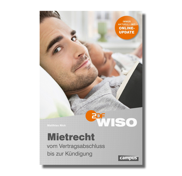 "Cover ""WISO: Mietrecht"""